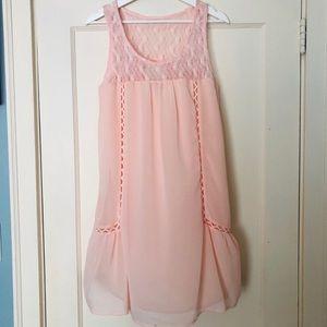 Sequins Hearts Dress: